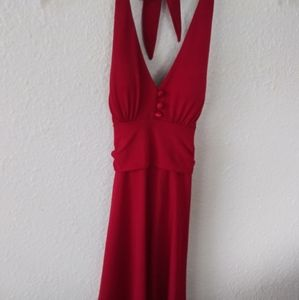 TeezeMe Halter Dress